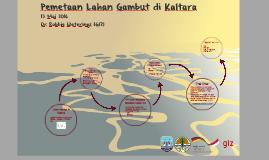 Pemetaan Gambut di Kaltara