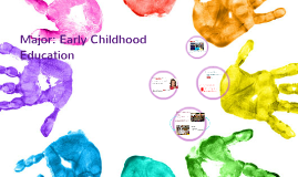 Major: Early Childhood Education