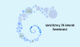 World History 7.06 Genocide