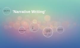 Narratives have...