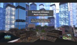 Entornos Virtuales Multi-Usuarios