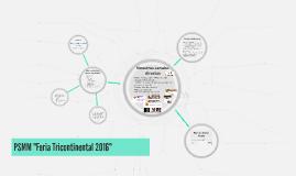 PSMM Feria Tricontinental 2016