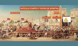EGIPTO Y PUEBLOS SEMITAS