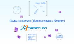 Tehnici de instruire (Train the trainers, Formator)