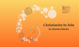 Christianity in Asia