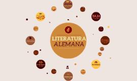 LITERATURA ALEMANA