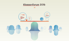 Klassenforum 2016
