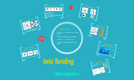 Ionic Bonding Introduction