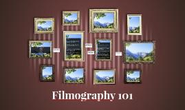 Filmography 101