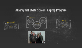 Albany Hills State School : Laptop program 2015