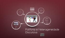 Aula Heterogeneidade Discursiva