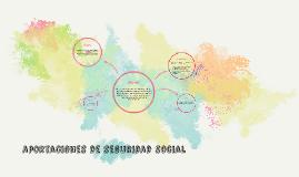 Copy of aportaciones de seguridad social