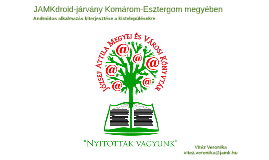 JAMKdroid-járvány Komárom-Esztergom megyében