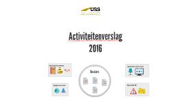 Activiteitenverslag 2016 USS