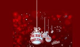 Copy of Free - Prezi Template At Christmas...