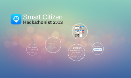 Copy of Smart Citizen