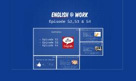 English @ work