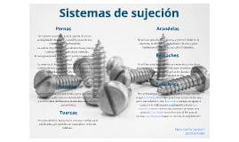 Sistemas de sujecion