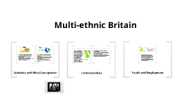 Multi-ethnic Britain