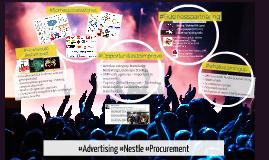 My Journey #Advertising #Nestle #Procururement
