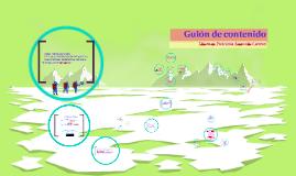 Copy of Guión de contenido