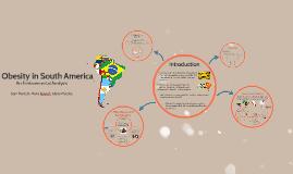 Obesity in South America