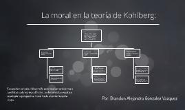 La moral en la teoría de Kohlberg