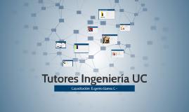 Tutores Ingeniería UC