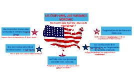4ème - Les Etats-Unis