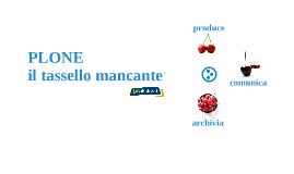 Plone: il Tassello Mancante WPD2012