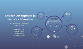 Teacher Development in Statistics Education: