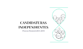 Candidaturas Independientes Chihuahua