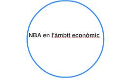 NBA en l'àmbit econòmic