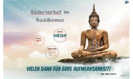 Bilderverbot im Buddhismus