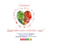 Alê - Colesterol Empresa Saudável