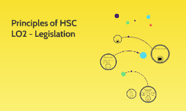 Principles of HSC