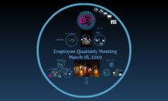 Tracy CA 3-18-10Employee Quarterly Meeting