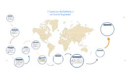 Copy of comércio multilateral e os blocos regionais