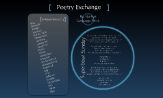LA 6, Poetry Exchange
