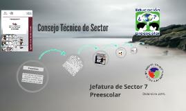 Consejo Técnico de Sector