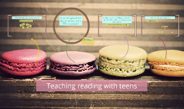 Teaching reading with teens