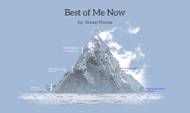 Best of Me Now