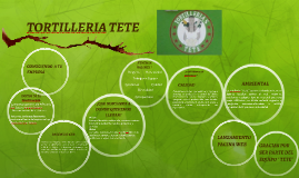 TORTILLERIA TETE