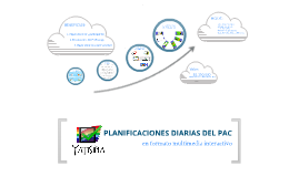 PLANIFICACIONES DIARIAS DEL PAC