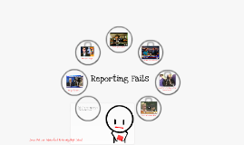 Anchoring & Reporting Fails