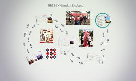Copy of BIG BEN-London England