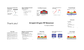 FET Biosensor