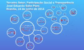 Terceiro Setor: Participação Social e Transparência