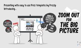 Copy of Presenting with Prezzip - original