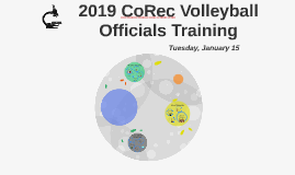 2019 CoRec Volleyball Refresher Training